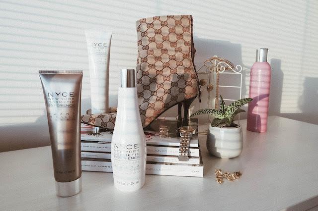 NYCE - péče o vlasy
