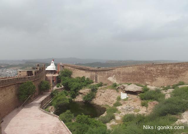 karni mata temple in mehrangarh fort jodhpur