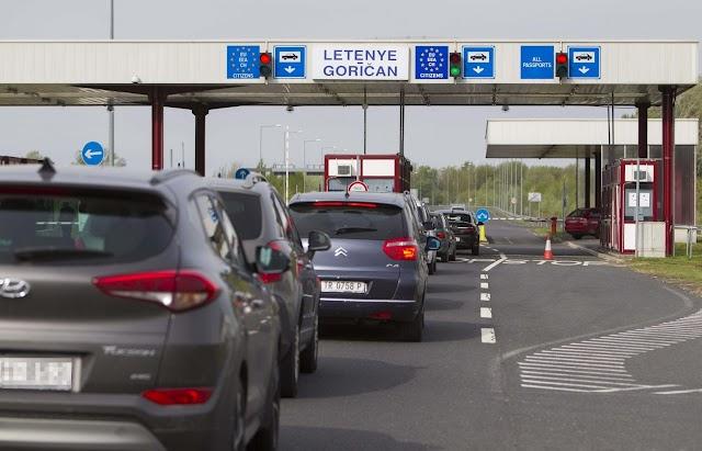Pénteken újból forgalomba helyezik a letenyei közúti határátkelőt