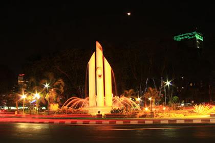 6 Tempat Hangout Terbaik untuk Menikmati Keindahan Malam Surabaya