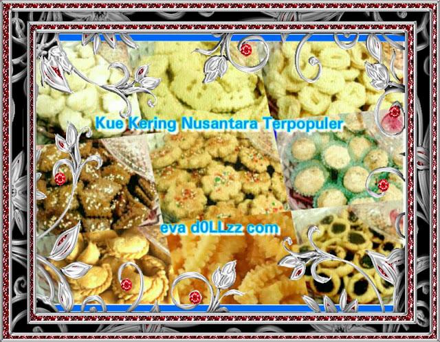 6 Jenis Kue Kering Nusantara Terpopuler - Our Fav Cookies