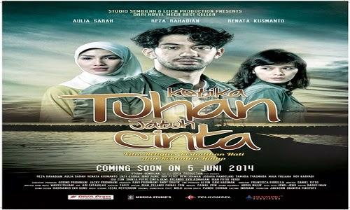 Nonton Film Ketika Tuhan Jatuh Cinta (2014) Gratis