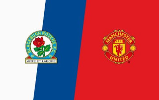 Susunan Pemain Blackburn Rovers vs Manchester United