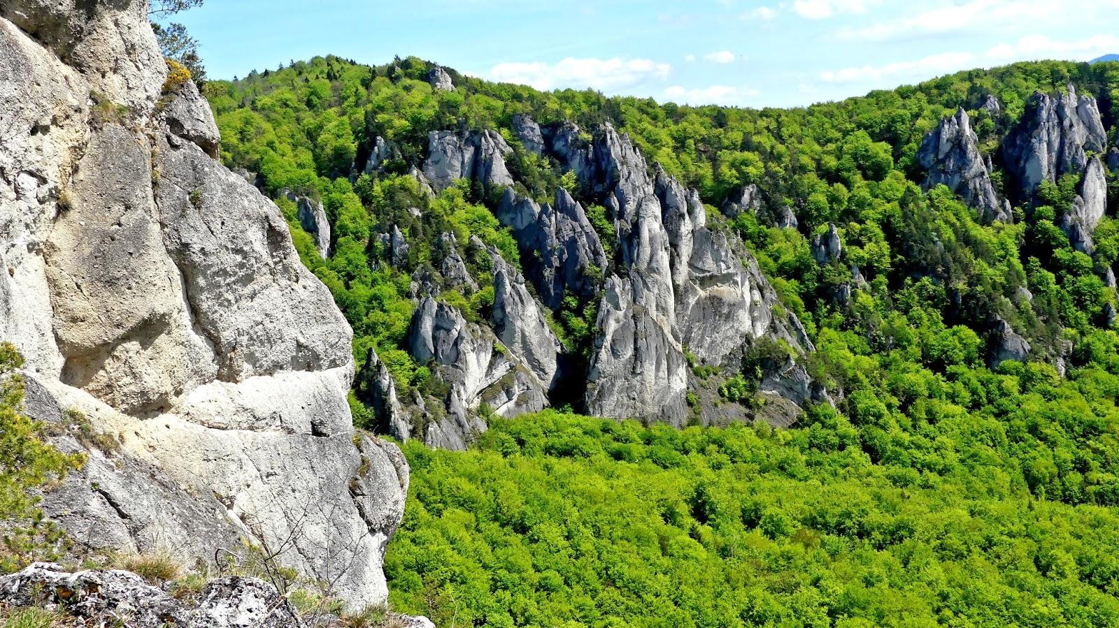 Sulowskie Skały – jednodniówka na Słowacji