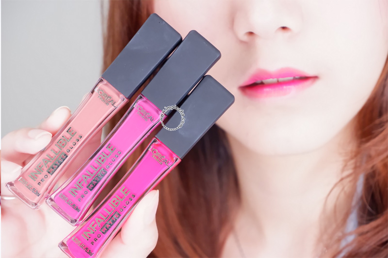 L'oreal Paris Infallible Pro Matte Gloss