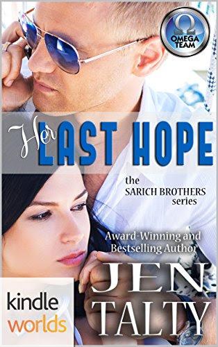 """Jen Talty, """"Her Last Hope"""""""