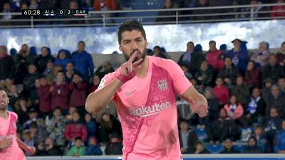LFP-Week-34 Alaves 0 vs 2 Barcelona 23-04-2019