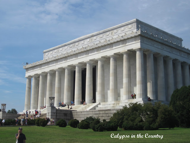 Lincoln Memorial and other DC attractions