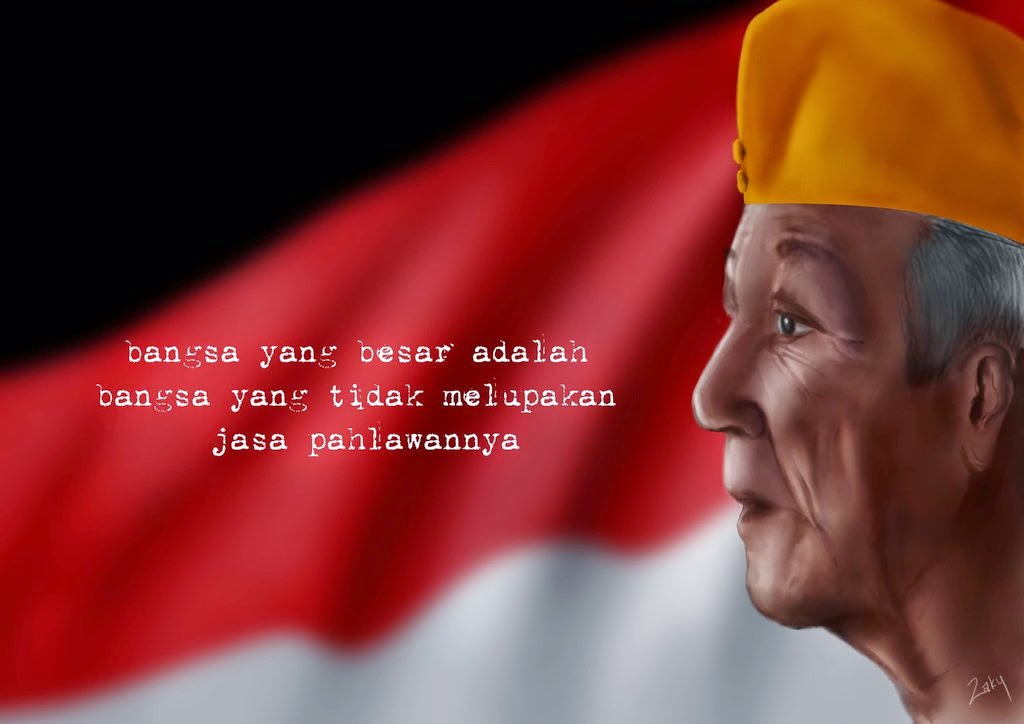Puisi Veteran - Perjuangan Bangsa Indonesia