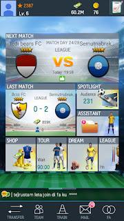 Top Soccer Manager 5 Game Sepakbola Manager di Android untuk Anda Penggila Bola