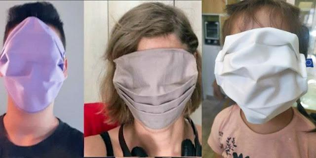 Νέο αλαλούμ με τις σχολικές μάσκες - Δεν μπορούν να συνεννοηθούν για το σωστό μέγεθος (βίντεο)