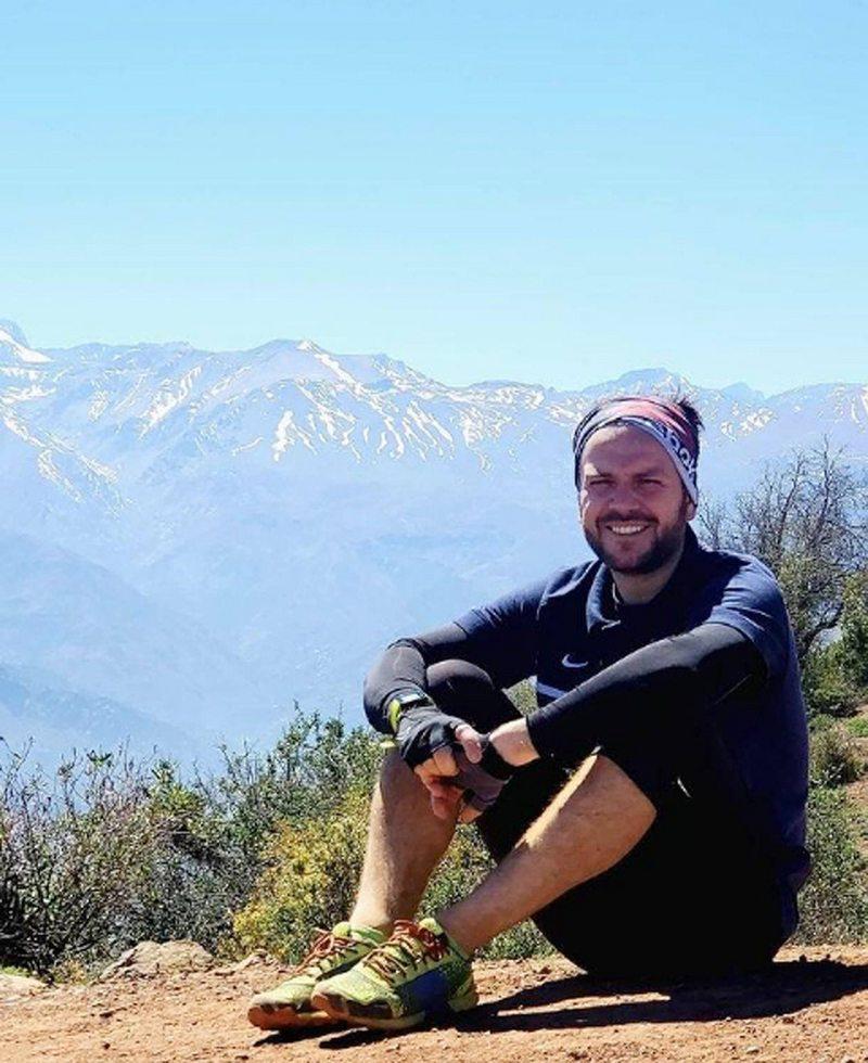 Nacho Valenzuela cuenta cómo sube dos cerros a la semana sin fallar en la pega