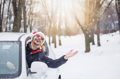 Mengemudi Selama Musim Dingin - 7 Tips Yang Membuat Anda Tetap di Jalan