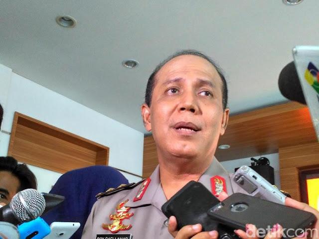 Penunjukan Boy Rafli Jadi Kepala BNPT Dikritik, Polri: Sudah Sesuai UU
