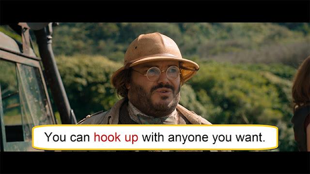 Arti Hook Up
