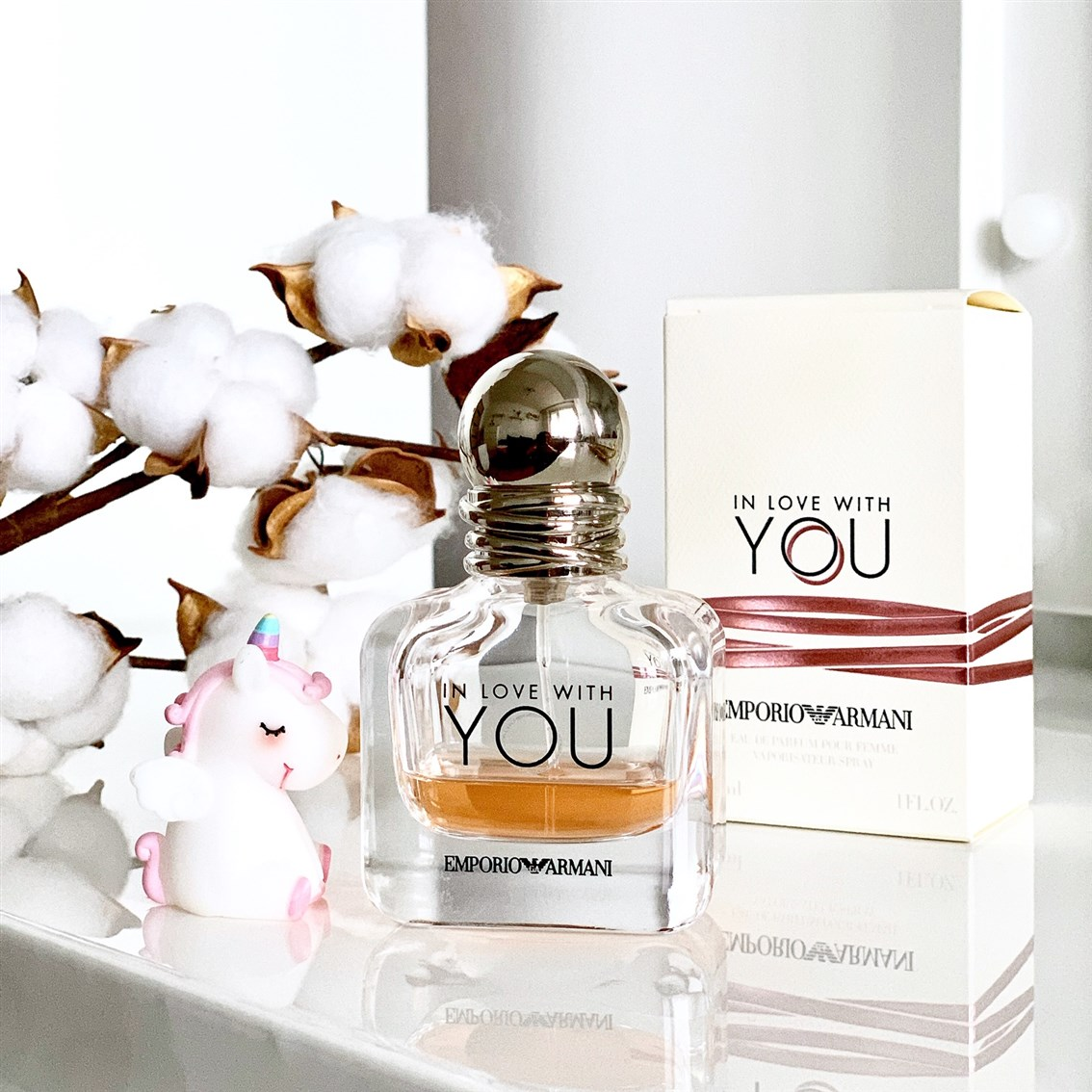 Emporio Armani In Love With You recenzja