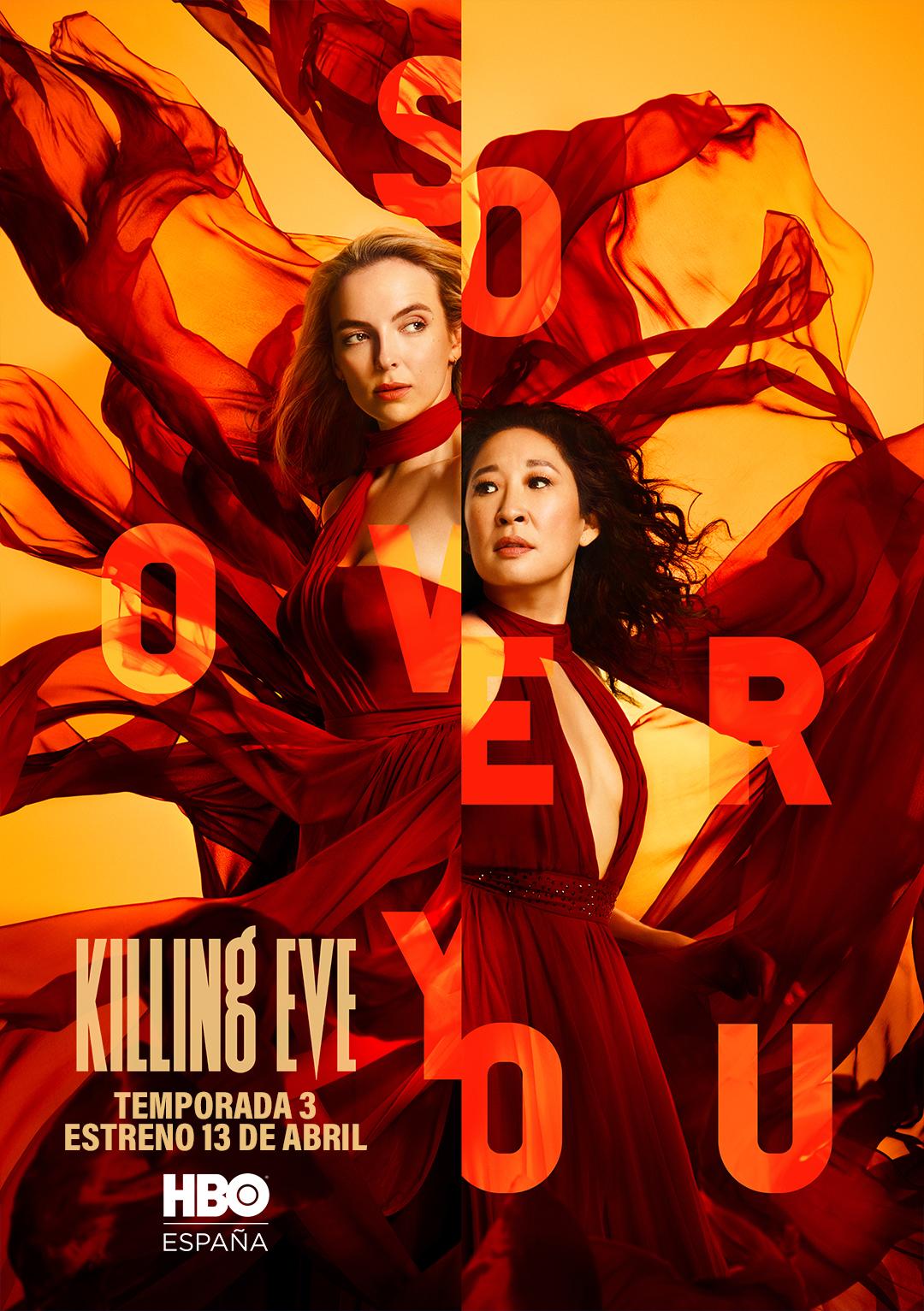 Killing Eve 3×7 Ingles Subtitulado 720p