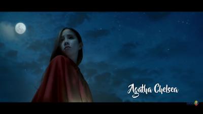 Agatha Chelsea berperan sebagai Gadis dalam Film Meet Me After Sunset