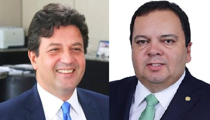 Câmara de Jacobina aprova título de Honra ao Mérito para Henrique Mandetta e Elmar Nascimento