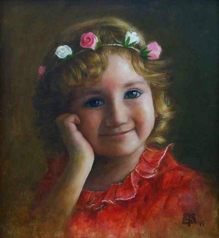 Турецкий художник-реалист. Senol Ozdemir