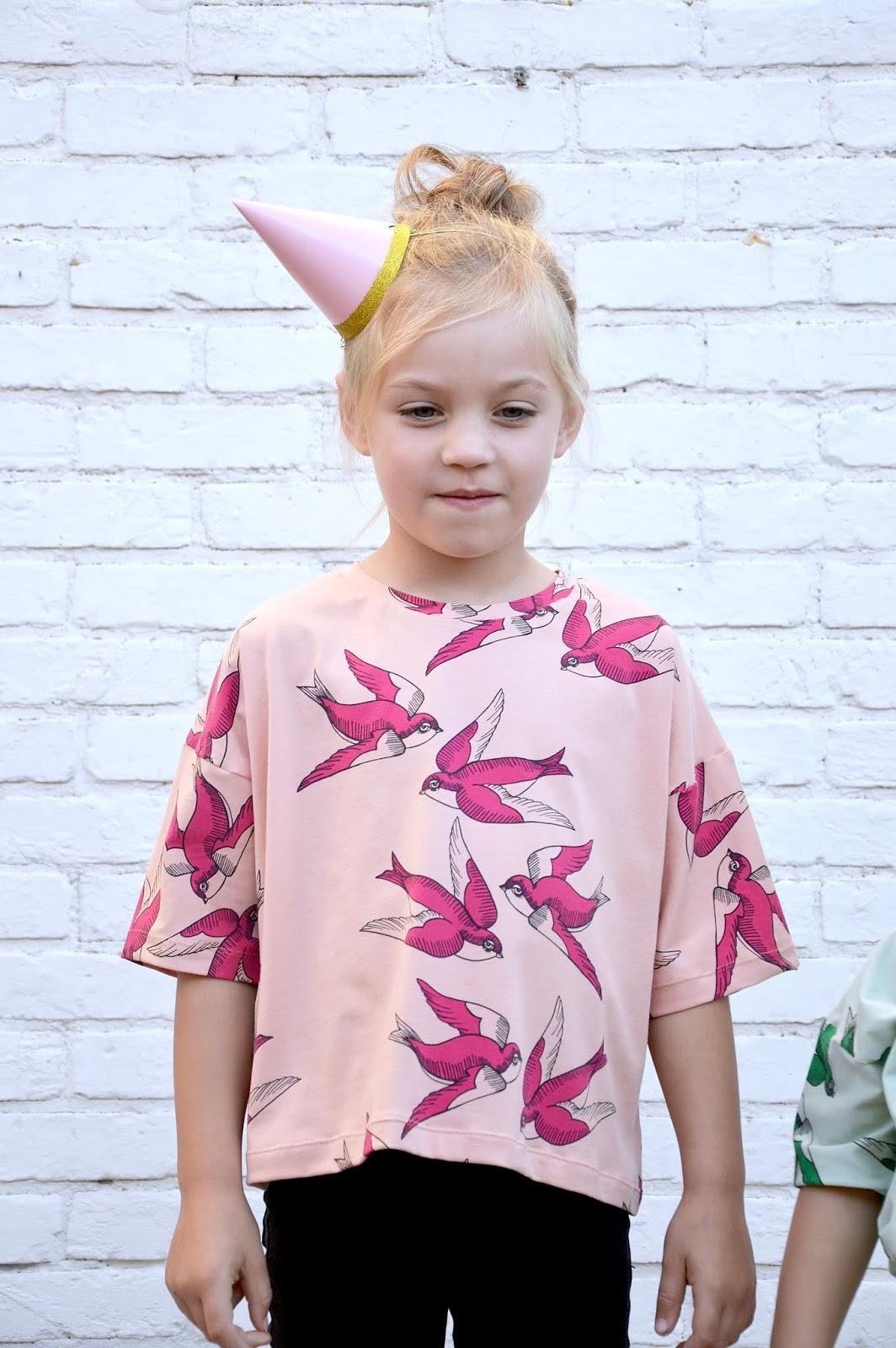 Smospotten en snoesjes: Nelly jurk en naveltruitje: een