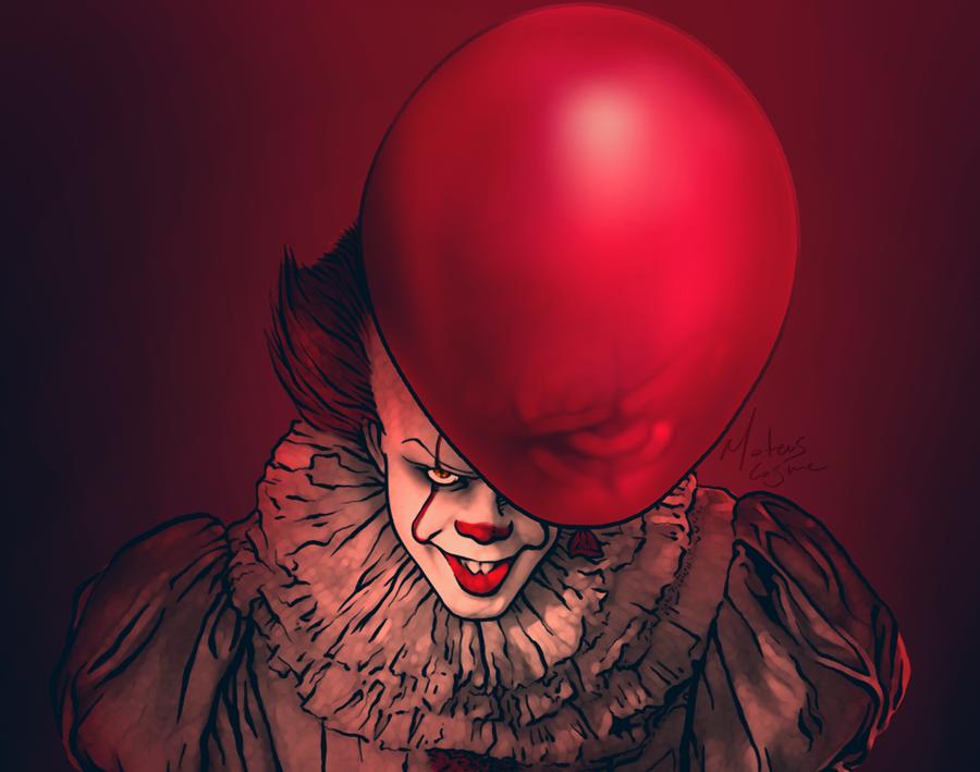 Pennywise | Monstros Clássicos da Literatura