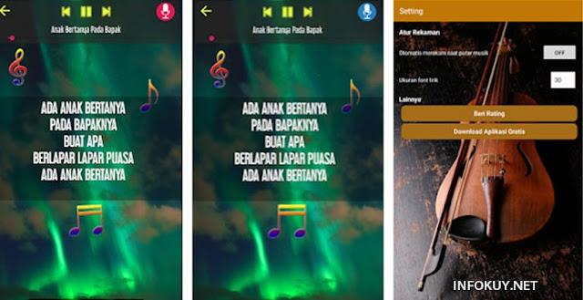 Karaoke Lagu Indonesia Offline