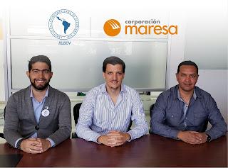 Corporación Maresa firma alianza estratégica con la  Asociación Latinoamericana de Seguridad Vial (ALSEV) para impulsar este frente en Ecuador y Colombia