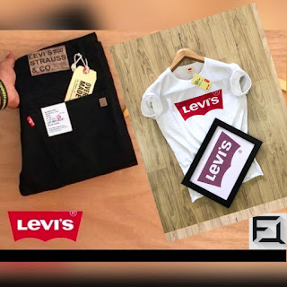 LEVI'S COMBO DENIM WITH TEES