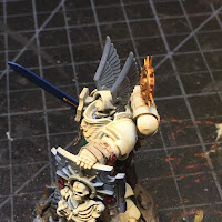 Dark Angels Indomitus Deathwing Master WIP