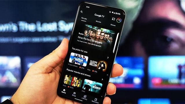 تحميل تطبيق Google TV الذي يسمح لك بمشاهدة القنوات مجانا