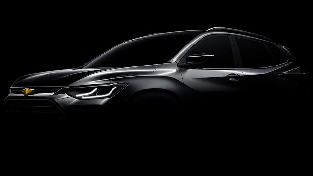 Novo Chevrolet Onix 2020 - SUV