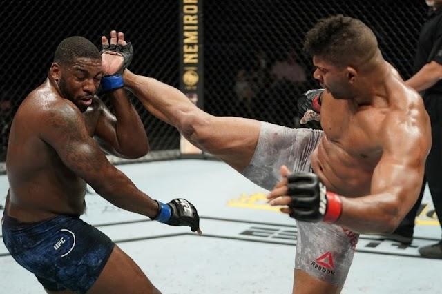 UFC: Alistar Overeem már a második menetben legyőzte a visszatérő Walt Harrist