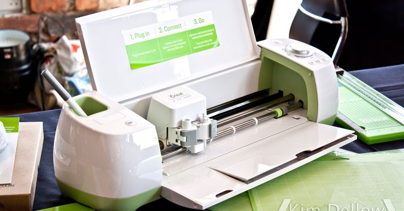 Kim dellow cricut explore electronic cutting machine review