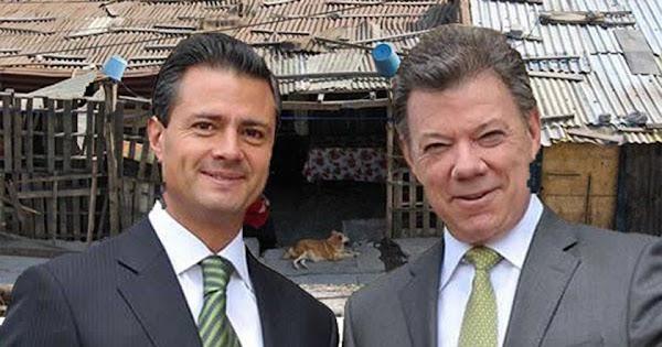 México aporta 10 millones de dólares a Colombia para contribuir con la paz
