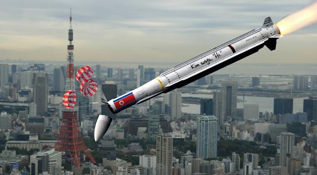 Tensão cria demanda por abrigos nucleares particulares no Japão e aumenta a preocupação com a segurança de voos na região