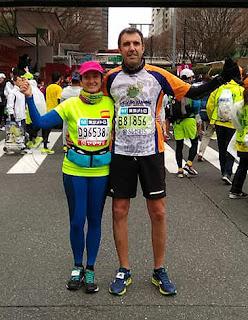 Atletismo Aranjuez Maratón Tokio