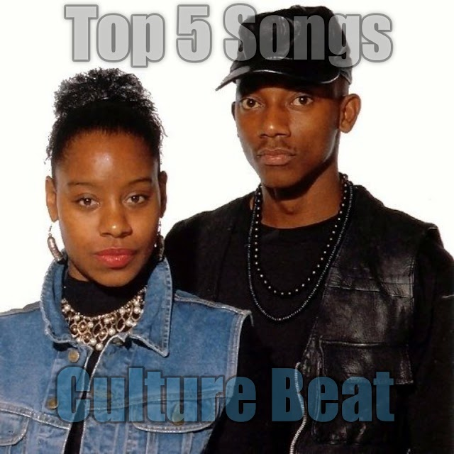 Top 5 Songs From Culture Beat You May Like
