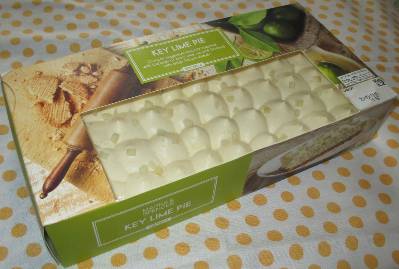 White apron marks and spencer - Key Lime Pie Marks And Spencers By Cinabar