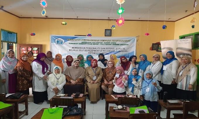 PNJ Berikan Pelatihan Potensi Diri Guru TK di Depok