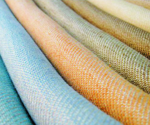 fabric of your clothes
