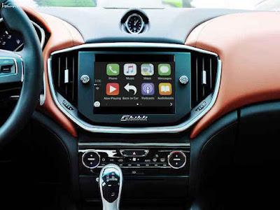 Android Auto Download for Maserati