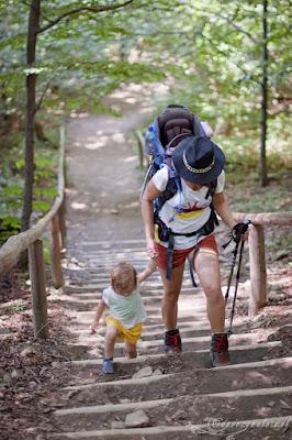 góry z dziećmi, chodzenie po górach z dziećmi