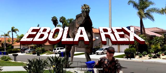'Ebola Rex': Un dinosaurio infectado desata el caos al Sur de California [Tráiler]