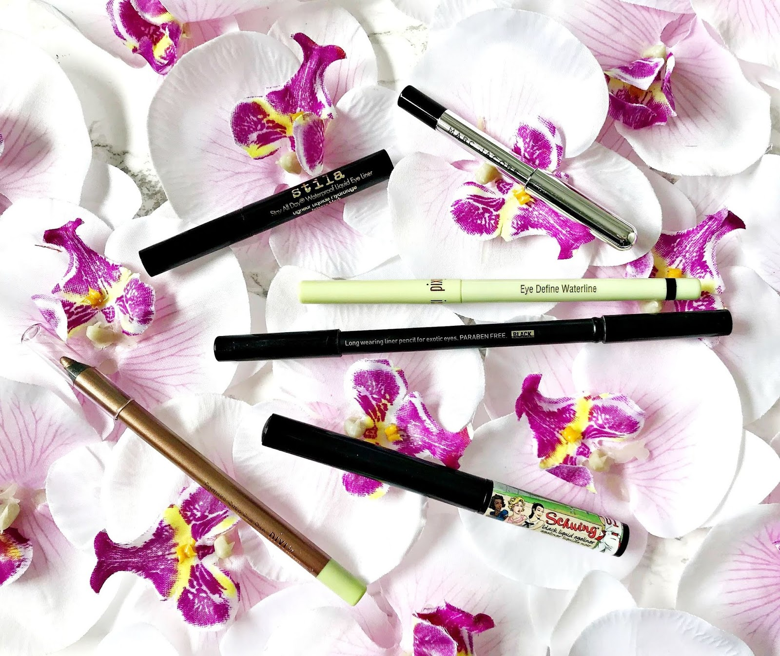 Long lasting eye liners, eye liner for watery eyes