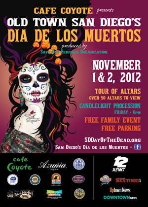 halloween, day of the dead, dia de los muertos