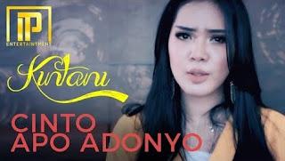 Lyrics Cinto Apo Adonyo – Kintani