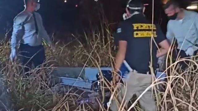 Mulher é encontrada morta com sinais de violência nas margens da BR-163