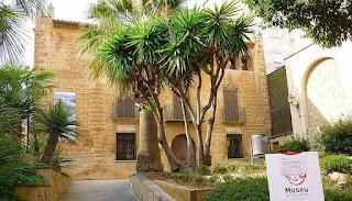 Casa Espanya, actual sede del Museu de L'Hospitalet