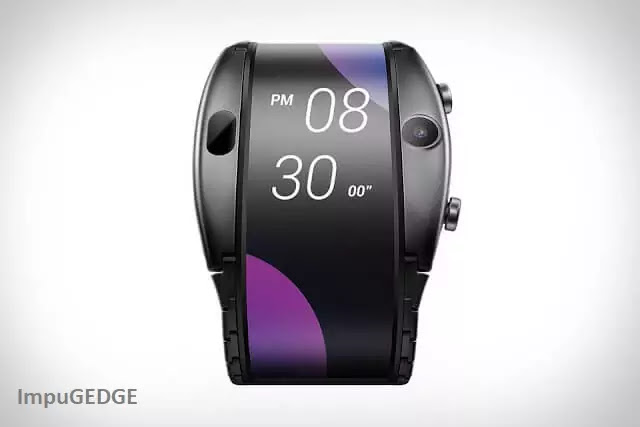 nubia touch screen smartwatch